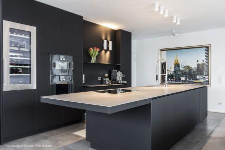 Die Küche als Wohnmöbel