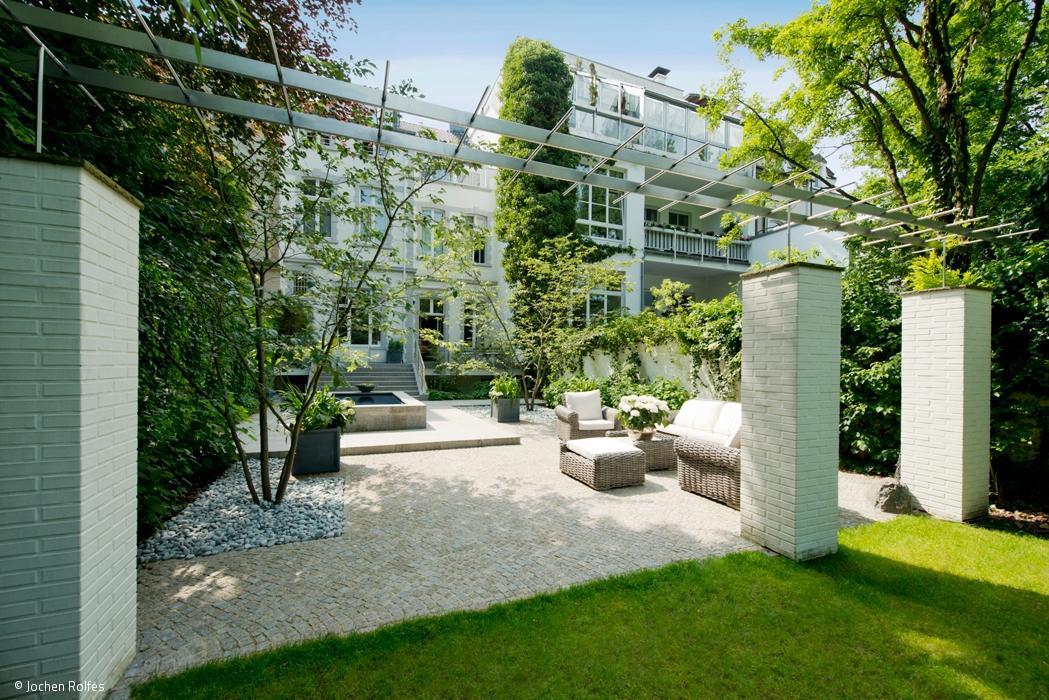 kleine gr ne oase mitten in der stadt artikel d sseldorf magazin cube magazin. Black Bedroom Furniture Sets. Home Design Ideas