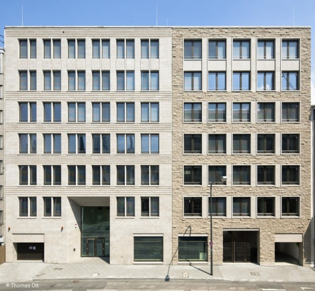 Neubau Stiftung Waisenhaus