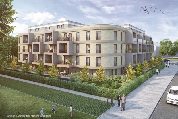 Neues Wohnen am Stadtgarten