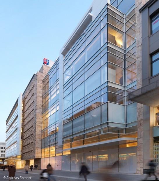 Das neue P&C Weltstatdthaus