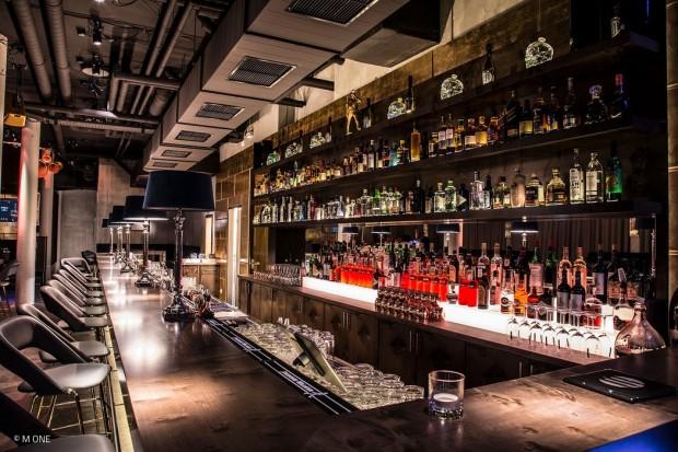 Bar mit großen Ambitionen