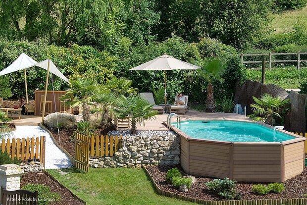 Privater Schwimm- und Badespaß XS